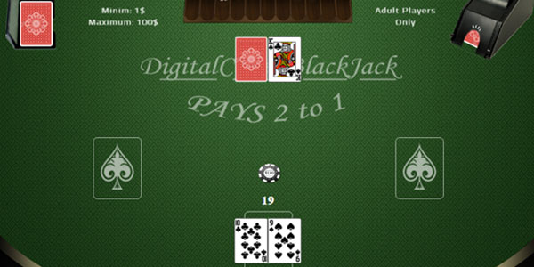 Digital BlackJack - click for preview
